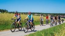<h5>Auf Tour durch Schwarzwald und Baar</h5><p>Ein Park an modernen Fahrrändern ermöglicht es Ihnen, die tolle Ferienlandschaft im Umfeld der Klinik Tannheim zu erkunden. Auch E-Bikes stehen zur Verfügung.                                                                                                                                                         </p>