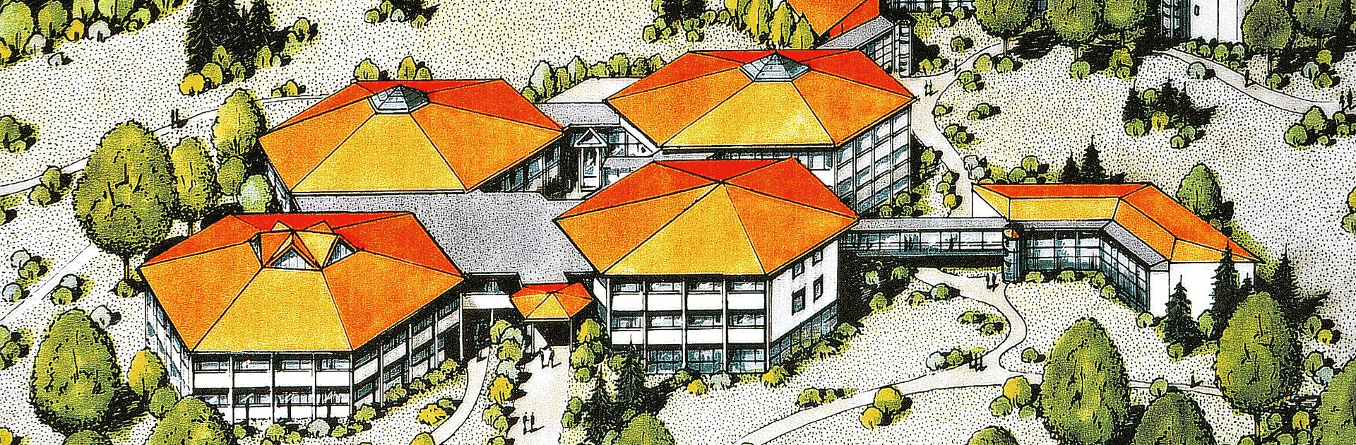 Architektenbild Tannheim