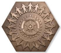 Ehrentafel Rotary-Distrikt 1930 (Südwestdeutschland)