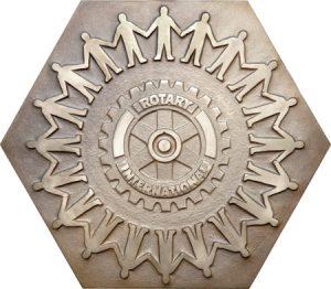 Ehrentafel Rotary