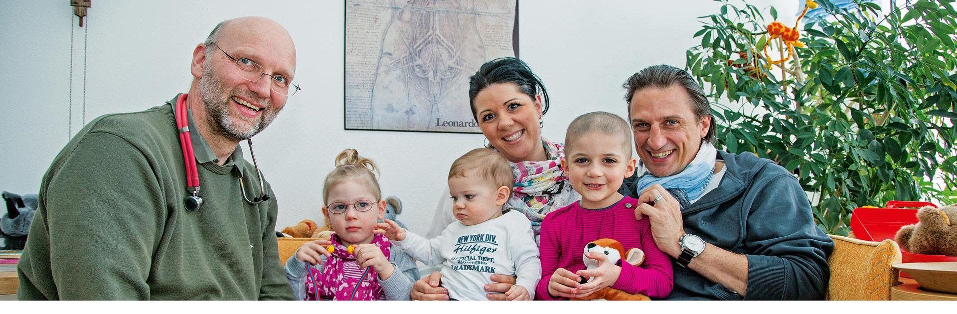 Onkologie Familie