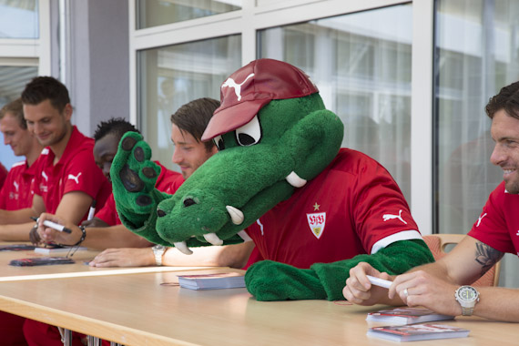 VFB Stuttgart 2013