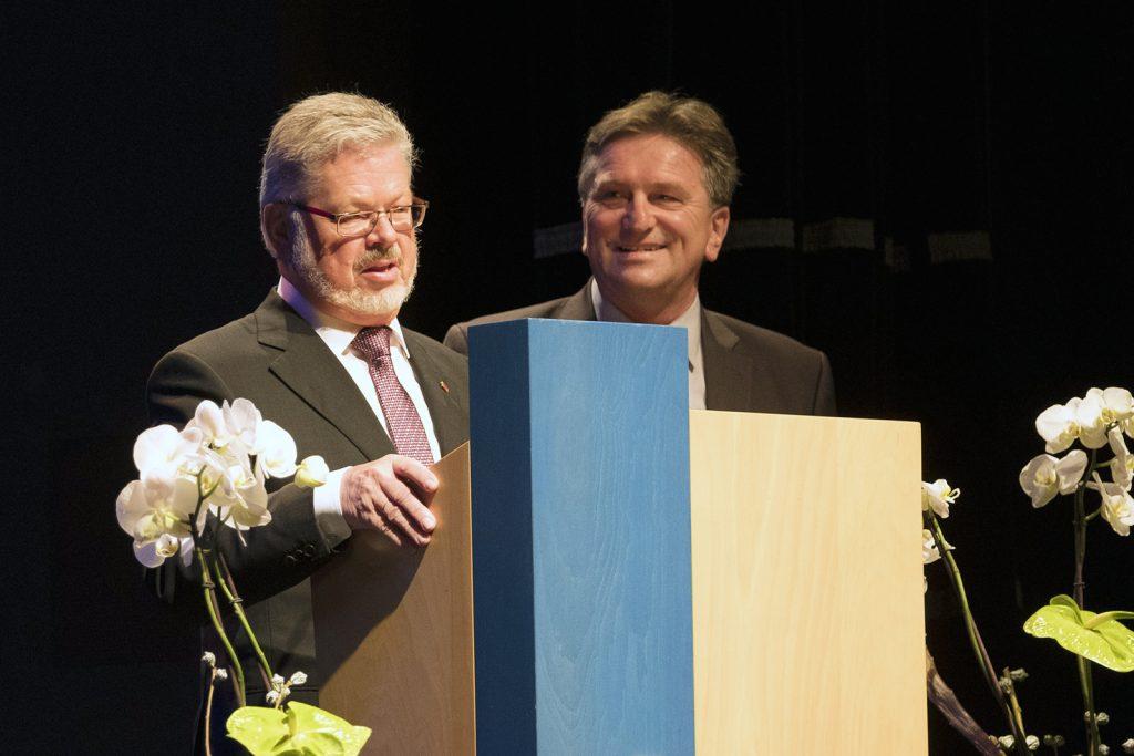 Roland Wehrle mahnt die Politik, sich verstärkt der Ausbildung weiterer Ärzte zuzuwenden. Der Notstand, auch in Tannheim, sei groß.