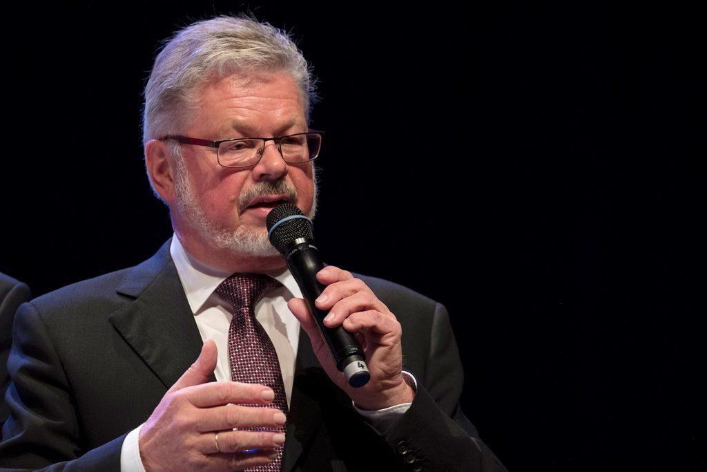 Tannheim-Geschäftsführer und Stiftungsvorstand Roland Wehrle.