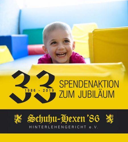 Die Schuhuhexen aus Schiltach feiern 33-jähriges Jubiläum!