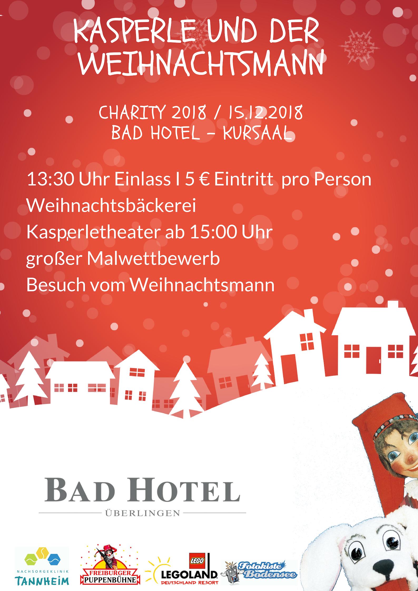 Charity 2018 im Bad Hotel Überlingen