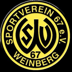 """SV 67 Weinberg e.V. """"Corona-Spendenlauf"""", 6.000,00 Euro"""
