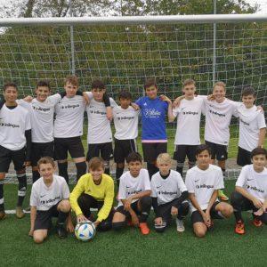 """FC 09 Überlingen, """"Mannschaftsspende C-Junioren"""", 400,00 Euro"""