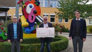 Narrenzunft Wilflingen e.V., 500,00 Euro