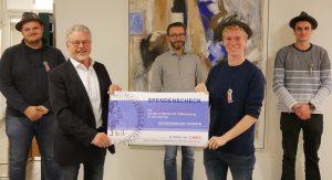 Junggesellenschaft 1468 Waldshut, 2.468,00 Euro