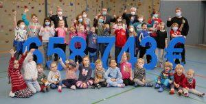 Südkurier Weihnachtsaktion 2020, 658.743,00 Euro