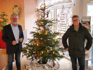 """Familie Schreyeck, """"Weihnachtsbaumverkauf"""", 750,00 Euro"""