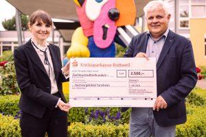 """VTS GmbH Kunststoffe, """"Wünsch Dir Was"""", 2.500,00 €"""