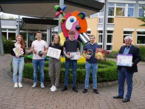 "Jugendhaus Bad Imnau, ""Spielzeugspende"", 500,00 €"